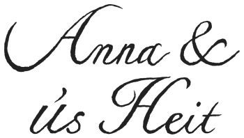 Anna en Us Heit